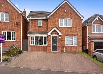 Thumbnail 3 bed detached house for sale in Taylor Way, Oldbury