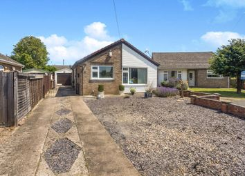 Thumbnail 2 bed detached bungalow for sale in St. Benedicts Close, North Hykeham