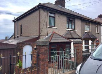 Thumbnail 3 bedroom semi-detached house for sale in Pellau Road, Port Talbot, Neath Port Talbot.