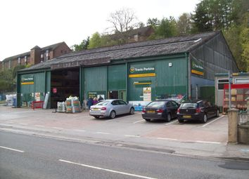 Thumbnail Light industrial to let in Warehouse And Yard, Station Road, Dingwall