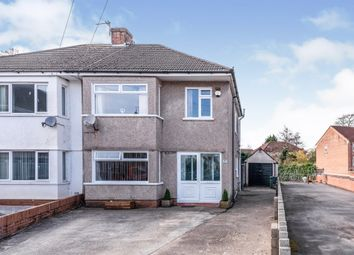 3 bed semi-detached house for sale in Wroughton Place, Ely, Cardiff CF5