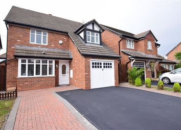 Thumbnail 4 bed detached house for sale in Epsom Road, Wirral, Merseyside