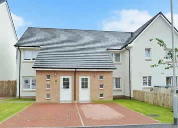 Thumbnail 2 bed terraced house for sale in Mcnaughton Court, Stirling
