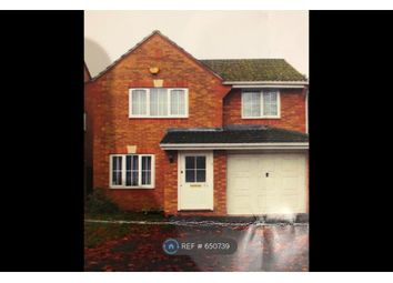 Thumbnail 3 bed detached house to rent in Edenham Crescent, Reading