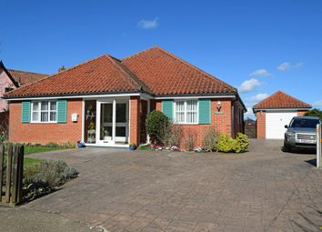 Thumbnail 3 bed detached bungalow for sale in The Street, Darsham, Saxmundham