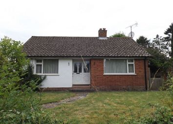 Thumbnail 2 bed detached bungalow for sale in Kingstone, Hereford