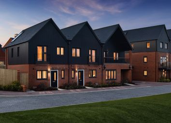 """Thumbnail 2 bedroom semi-detached house for sale in """"Swithun"""" at Granadiers Road, Winchester"""
