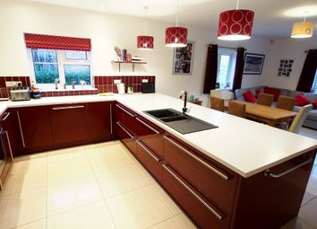 Thumbnail 5 bedroom detached house for sale in Norwich Road, Wymondham