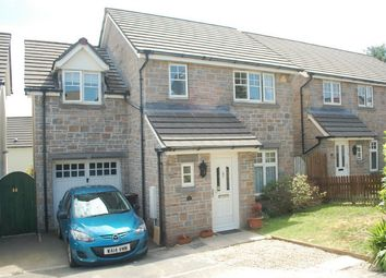 Thumbnail 3 bed detached house for sale in Retallick Meadows, St Austell, Cornwall