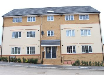 Thumbnail 1 bed flat for sale in Linnet Way, Keynsham