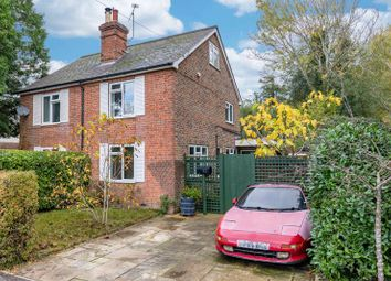 Thumbnail 2 bed semi-detached house for sale in Hammerwood Road, Ashurst Wood, East Grinstead