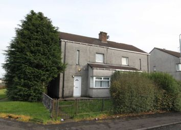 Thumbnail 3 bed semi-detached house to rent in Bute Drive, Johnstone