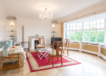Thumbnail 4 bedroom flat to rent in Eton Court, Hampstead