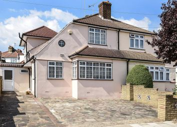 Thumbnail 4 bed semi-detached house to rent in Gainsborough Garden, Edgware