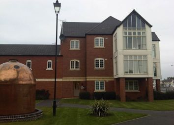 Thumbnail 2 bed flat to rent in Evershed Way, Burton Upon Trent, Staffordshire