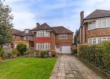 Thumbnail 5 bed detached house for sale in Woodside Avenue, Woodside Park