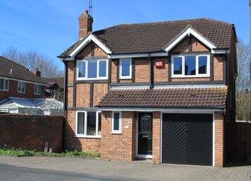 Thumbnail 4 bed detached house to rent in Gairlock Close, Swindon