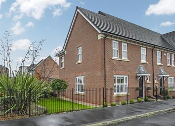 Thumbnail 4 bed town house for sale in Ordnance Road, Buckshaw Village, Chorley