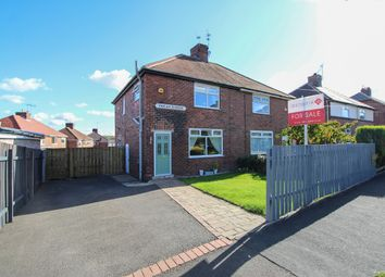 Thumbnail 3 bed semi-detached house for sale in Poplar Avenue, Beighton, Sheffield