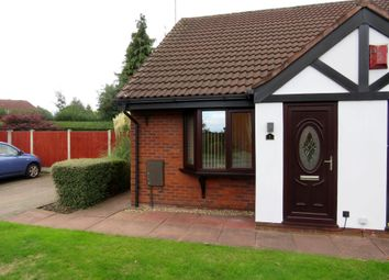 Thumbnail 1 bed semi-detached bungalow for sale in Withington Close, Northwich