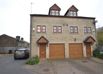 Thumbnail 4 bed semi-detached house for sale in Harden Croft, Long Lee