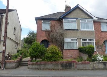 Thumbnail 3 bed semi-detached house for sale in Alington Road, Dorchester, Dorset