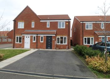3 bed semi-detached house for sale in Northfield Avenue, South Kirkby, Pontefract WF9