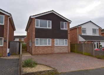 Thumbnail 3 bed detached house for sale in Willow Drive, Droitwich