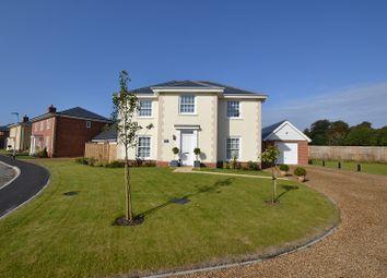 Thumbnail 4 bedroom detached house for sale in Moffett Road, Swanton Morley, Dereham, Norfolk.