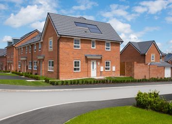 "Thumbnail 3 bed end terrace house for sale in ""Moresby"" at Manor Drive, Upton, Wirral"