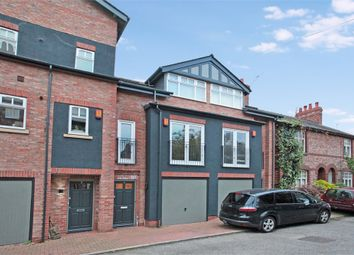 Thumbnail 3 bed town house to rent in Trafford Road, Alderley Edge, Cheshire
