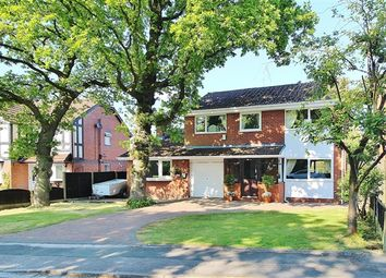 Thumbnail 4 bed property for sale in Central Drive, Preston