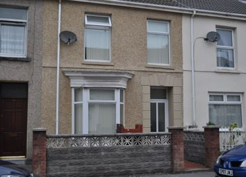 Thumbnail 3 bed terraced house to rent in Richard Street, Llanelli