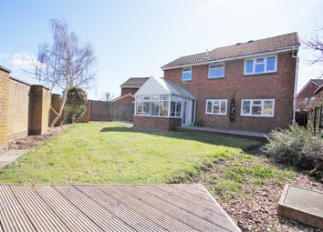 Thumbnail 4 bed detached house to rent in Forties Close, Stubbington, Fareham