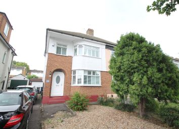 Thumbnail 3 bedroom semi-detached house to rent in Valley Drive, Gravesend, Kent