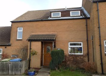 Thumbnail 2 bed terraced house for sale in Larwood Avenue, Worksop, Nottinghamshire