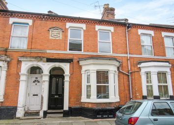 Thumbnail 4 bedroom town house for sale in Colwyn Road, The Mounts, Northampton