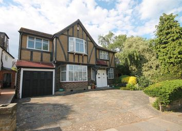 Thumbnail 5 bed detached house for sale in Oakleigh Gardens, Edgware, Middlesex