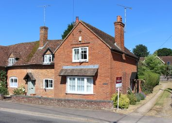 Thumbnail 2 bed cottage for sale in Alresford Road, Preston Candover, Hampshire