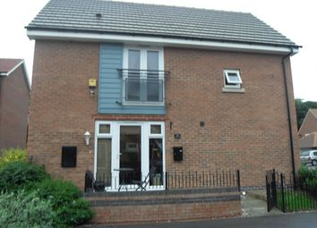 Thumbnail 1 bed flat to rent in Sandwell Park, Kingswood, Hull