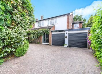 Thumbnail 4 bed detached house for sale in Old Smithy Lane, Lymm, Cheshire