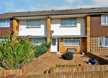 Thumbnail 3 bed terraced house to rent in Widewater Close, Lancing