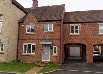 Thumbnail 3 bed terraced house for sale in Dunley Close, Swindon