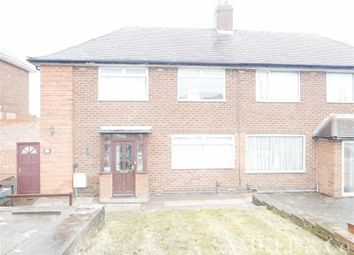 Thumbnail 3 bed semi-detached house to rent in Overdale Road, Quinton, Birmingham