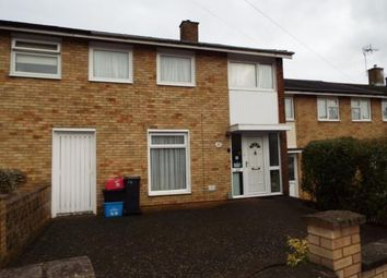 Thumbnail 3 bedroom terraced house for sale in Foxfield, Stevenage, Hertfordshire