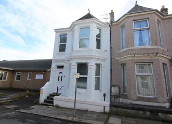 Thumbnail 3 bed end terrace house to rent in Knighton Road, Plymouth