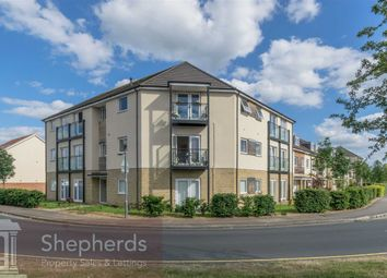 Thumbnail 2 bed flat for sale in The Cedars, Broxbourne, Hertfordshire