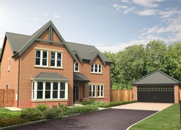 Thumbnail 5 bed detached house for sale in Medburn, Newcastle Upon Tyne