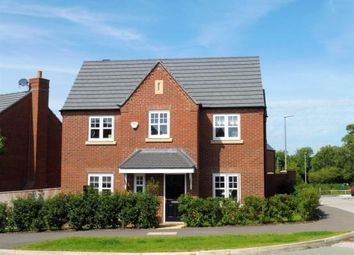 Thumbnail 4 bed detached house for sale in Holford Drive, Winsford, Cheshire