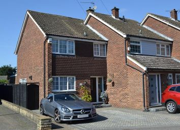 Thumbnail 3 bed end terrace house for sale in Stanstead Road, Hoddesdon
